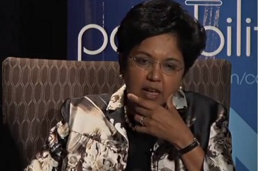Pepsico CEO Indra Nooyi's Leadership Style and Management Traits
