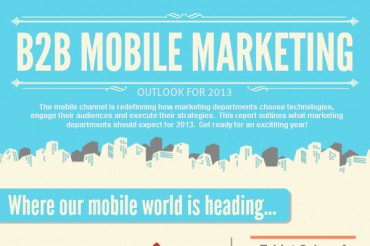 13 B2B Mobile Marketing Statistics and Trends