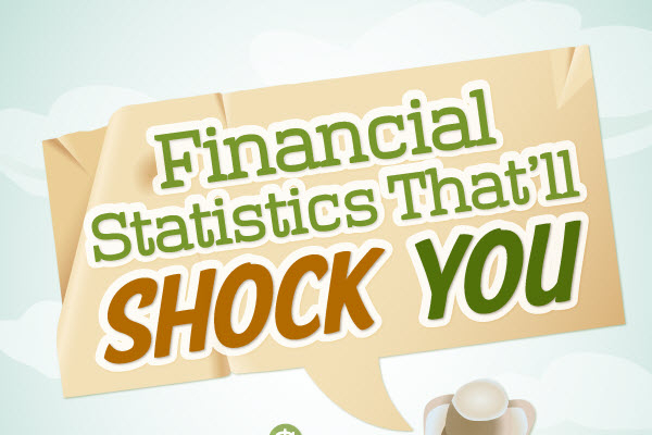 27 Shameful Personal Finance Statistics and Trends