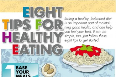 8 Indispensable Healthy Eating Habits for Adults