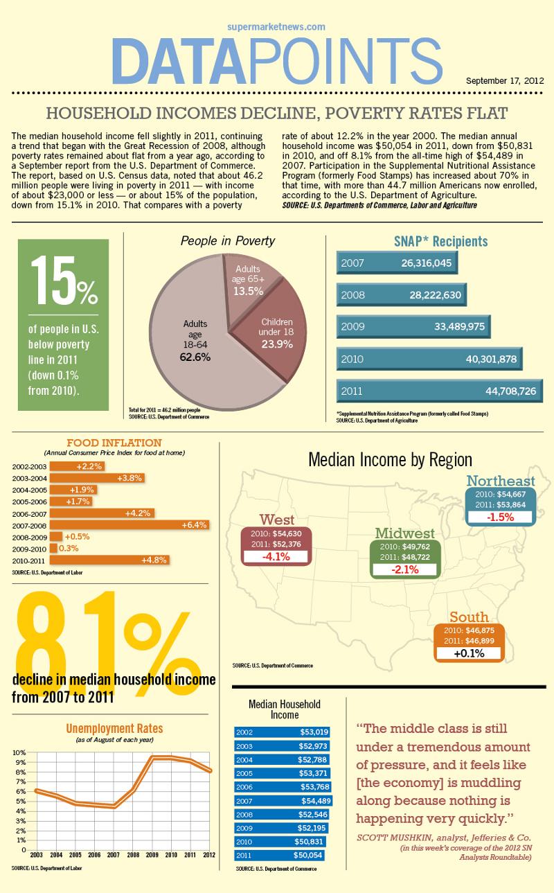 American Household Statistics