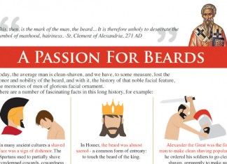 The 16 Different Types of Beard Styles