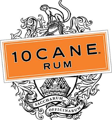 10 Cane Rum Company Logo