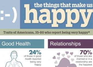 5 Things that Make Us Happy