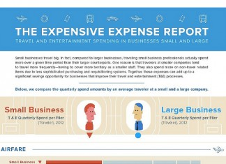 7 Interesting Small Business Travel Expense Statistics