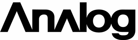 Analog Company Logo