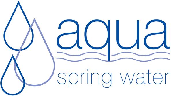 Aqua Sping Water Company Logo