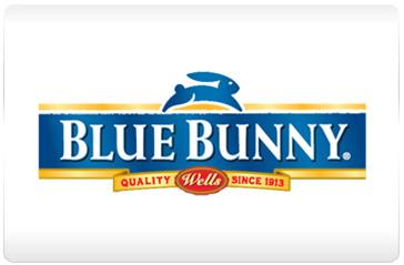 Blue Bunny Company Logo
