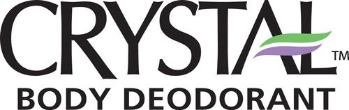 Crystal Body Deodorant Company Logo