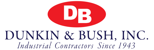 Dunkin and Bush Company Logo