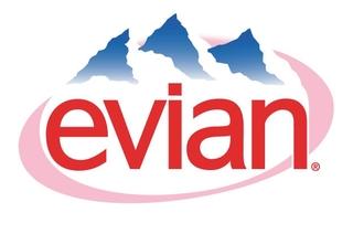 Evian Company Logo