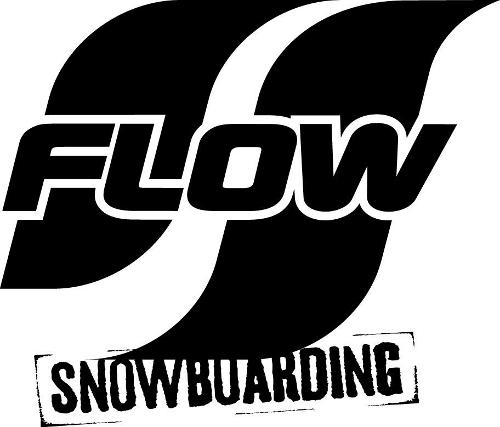 Flow Snowboard Company Logo