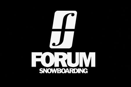 Forum Snowboarding Company Logo