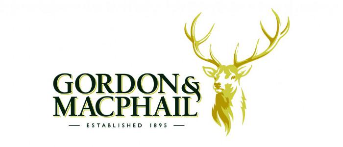 Gordon and Macphail Company Logo