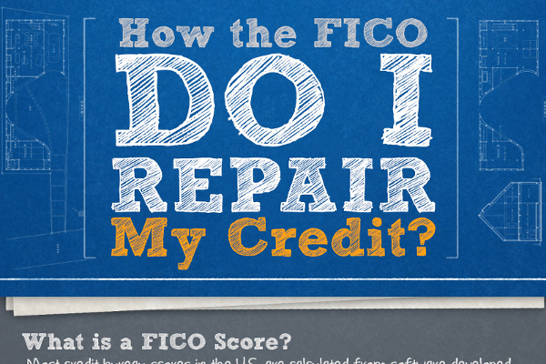 How to Repair Your Credit Score Yourself