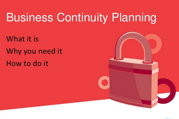 How To Write A Business Continuity Plan Checklist | Brandongaille.Com