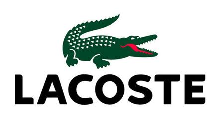 Lacoste Company Logo
