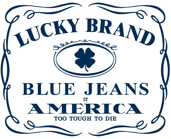 Lucky Brand Company Logo