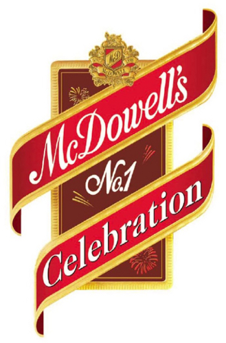 McDowell's No. 1 Celebration Company Logo