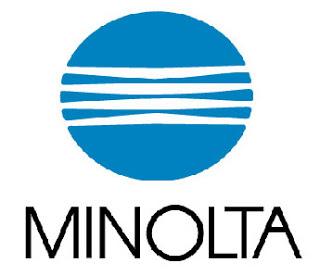 Minolta Company Logo