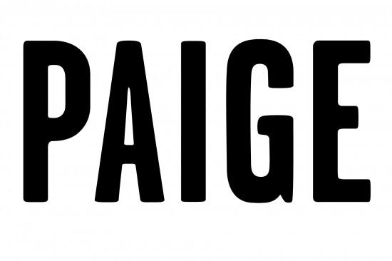 Paige Company Logo