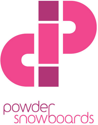 Powder Snowboards Company Logo