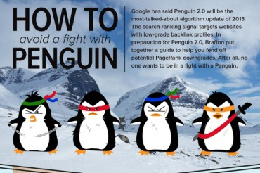 The Google Penguin Timeline Explained
