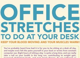 The Perfect Office Stretching Routine