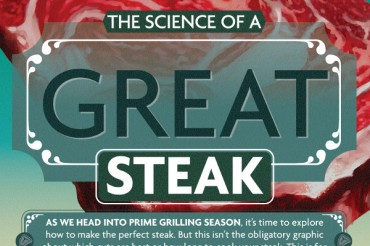The Science Behind Making a Great Steak