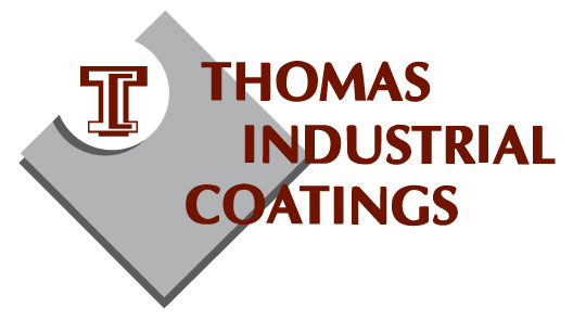 Thomas Industrial Coatings Company Logo