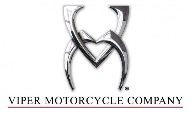 Viper Motorcycle Company Logo
