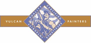 Vulcan Painters Company Logo