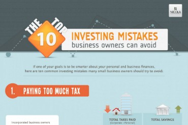 10 Small Business Investing Mistakes to Avoid