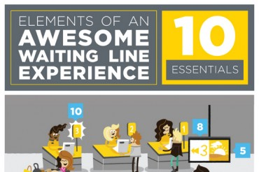 10 Ways to Make Waiting in Line Awesome