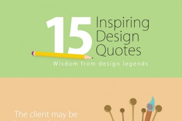 15 Inspiring Design Quotes from Design Legends