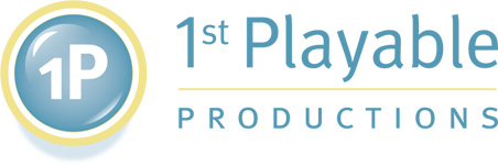 1st Playable Productions Company Logo