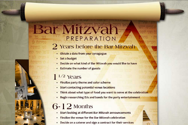 20 Bar Mitzvah Save The Date Wording Examples