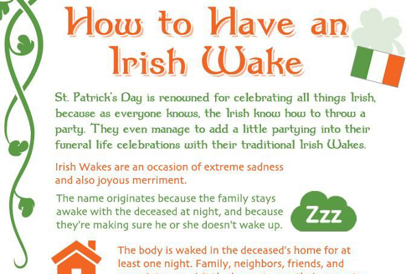43 Irish Blessings for Funerals - BrandonGaille com