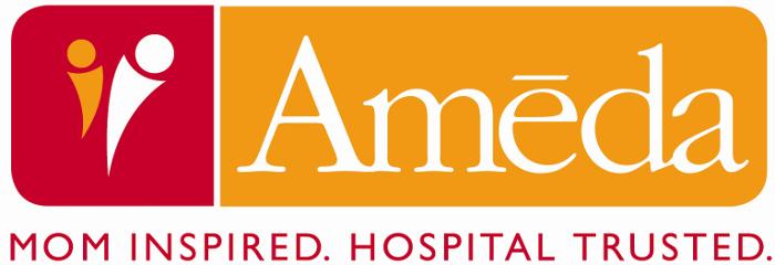 Ameda Company Logo