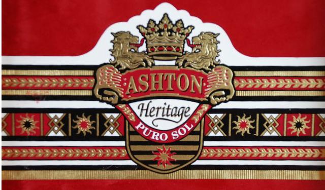 Ashton Heritage Company Logo