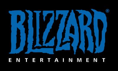 Blizzard Entertainment Company Logo