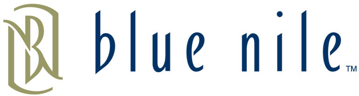 Blue Nile Company Logo