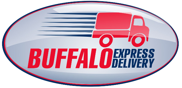 Buffalo Express Delivery Company Logo