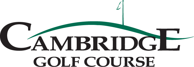 Cambridge Golf Course Logo