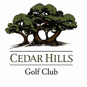 Cedar Hills Golf Course Logo 29 Famous Golf Course Logos