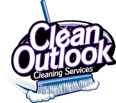 Clean Outlook Cleaning Service Company Logo