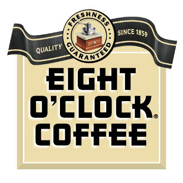 Eight O Clock Coffee Company Logo