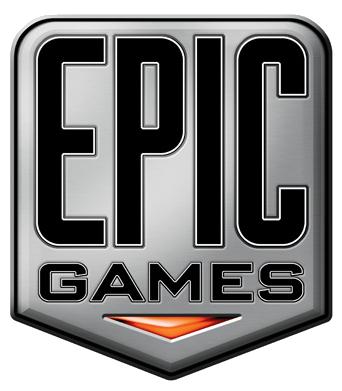 Epic Games Company Logo