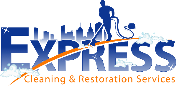 Express Cleaning and Restoration Company Logo