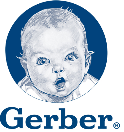 Gerber Company Logo 25 Most Famous Baby Product Logos and Brands